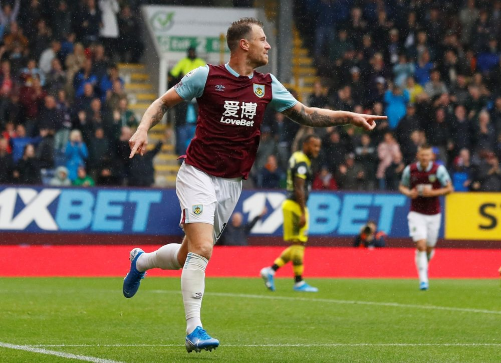 Dyche Wants Barnes To Be Treated Fairly