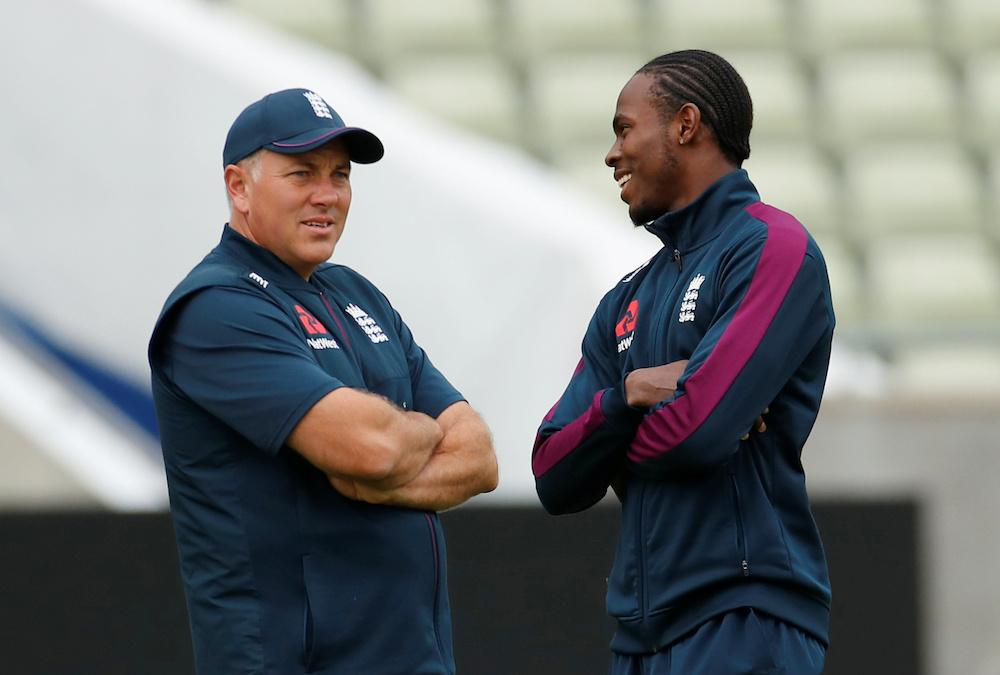 England Set To Name Silverwood As Coach