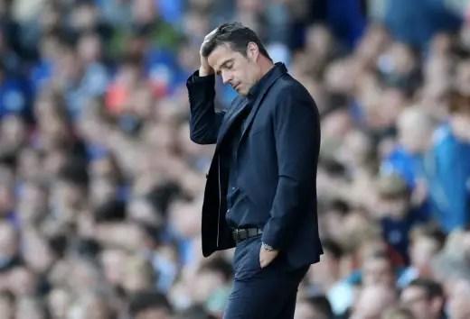 Everton v West Ham Team News