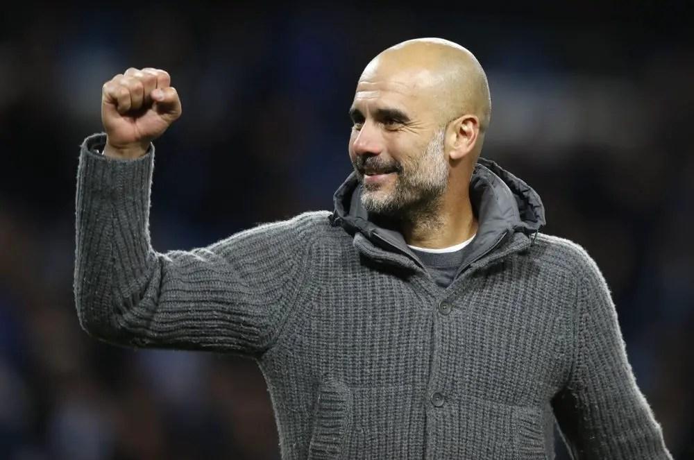 Guardiola Eyes European Glory With City