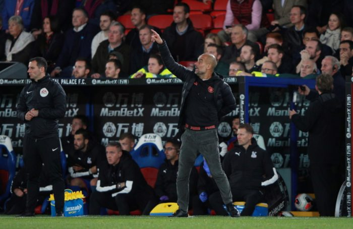 Guardiola Salutes Makeshift City Defence After Eagles Win