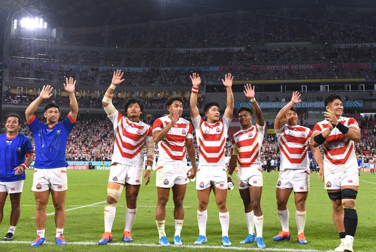 Japan Make It Three From Three