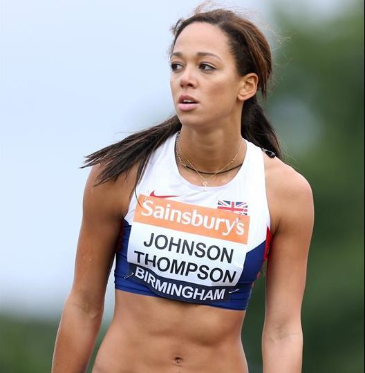 Johnson-Thompson Targets More Success