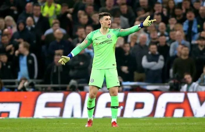Kepa Hints At future Bilbao Return