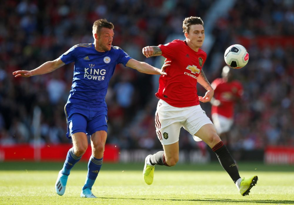 Lindelof Ready To Lead By Example At Manchester United