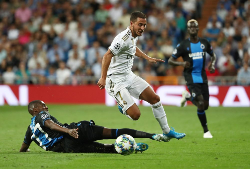 No Real Madrid Problems For Hazard