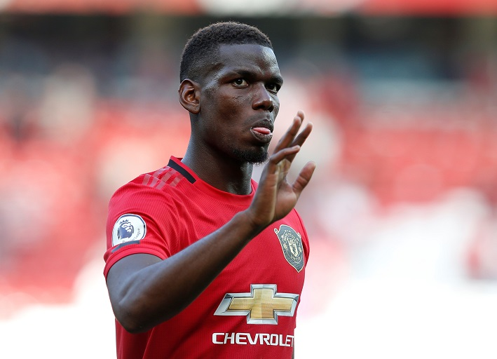 Pogba Set For Test As Matic Now Facing More Time Out For United