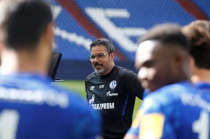 Schalke Squander Another Chance To Go Top