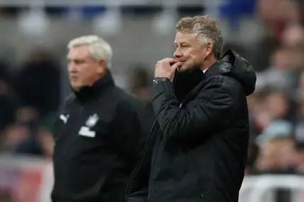 Solskjaer Makes Top Six Claim As United Slump Again