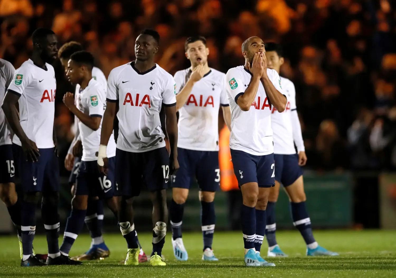 Tottenham v Watford Team News
