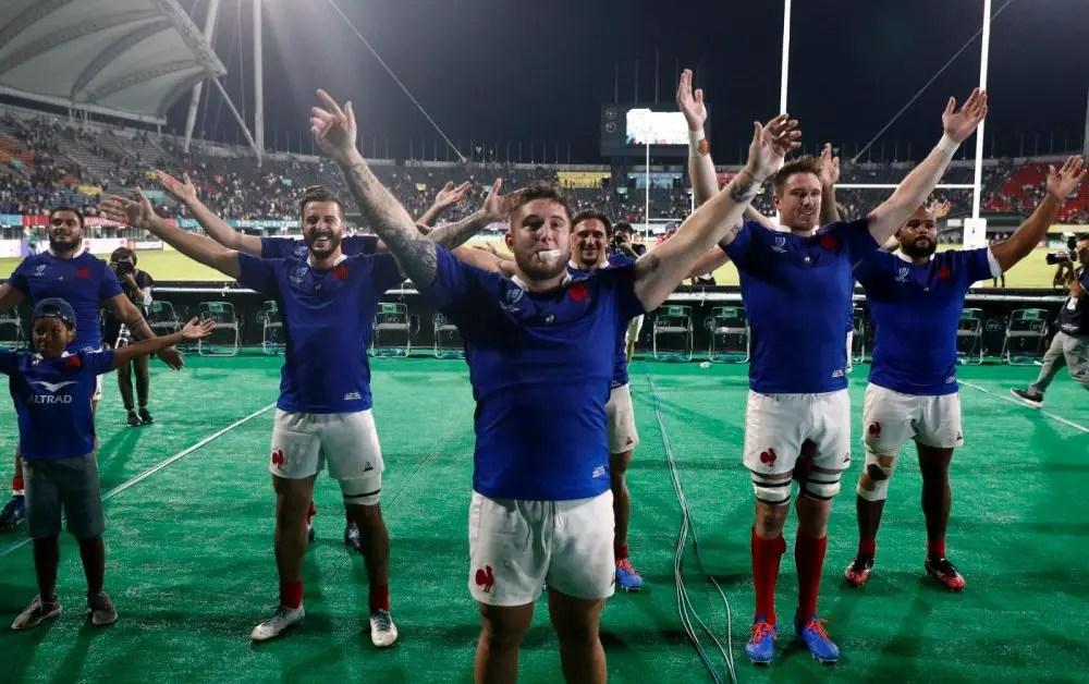 Unconvincing France Seal Quarter-Final Place