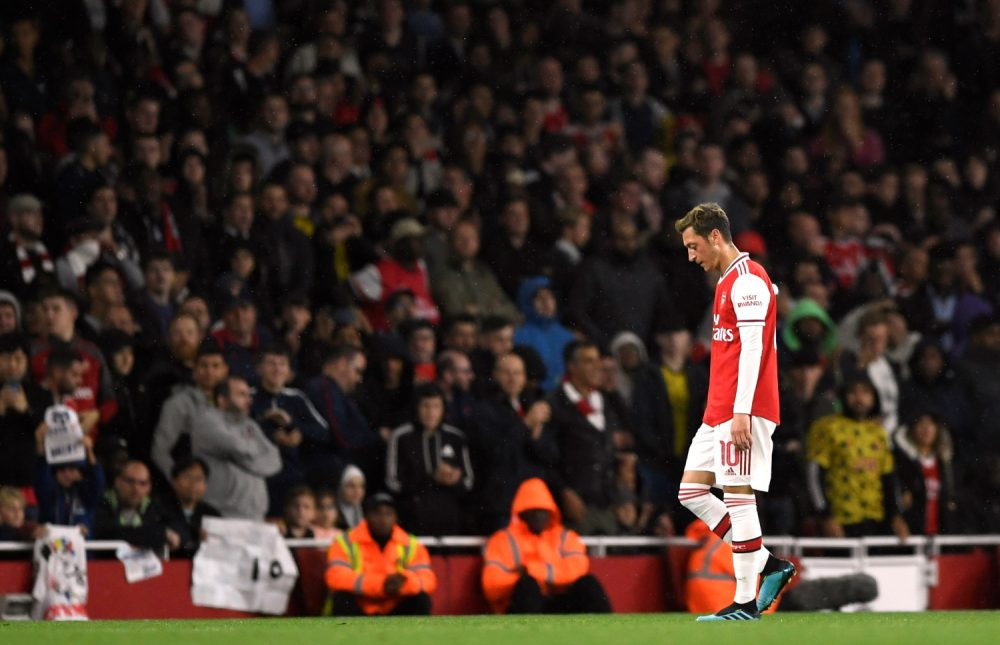 Under-Fire Ozil Issues Arsenal Vow