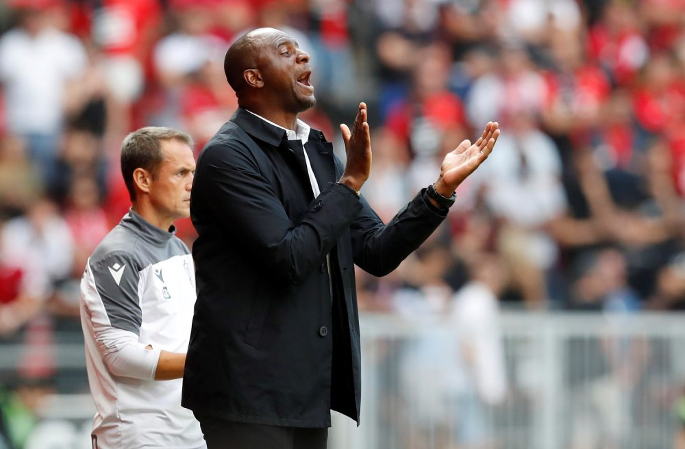 Vieira Reveals Ambitions To Manage Arsenal
