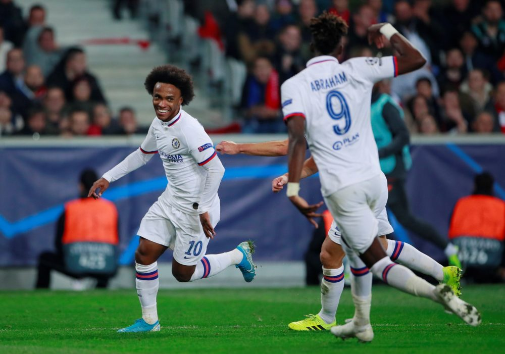 Willian reveals desire to stay at Chelsea
