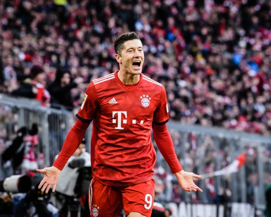 Lewandowski Bullish After Netting 23 Goals in 18 Games: 'My Best Yet to Come'