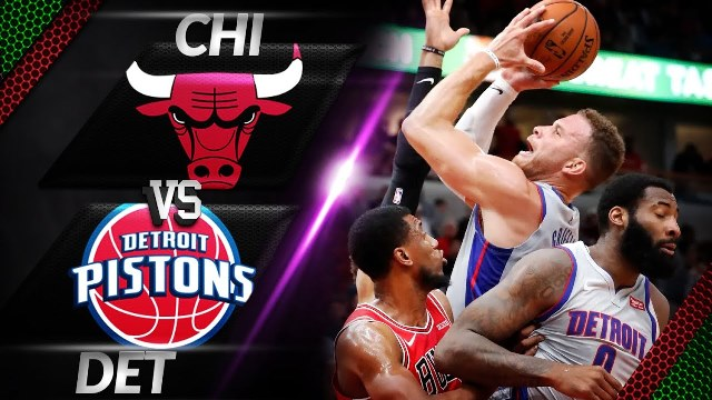 NBA Preview: Bulls Vs. Pistons – November 20, 2019