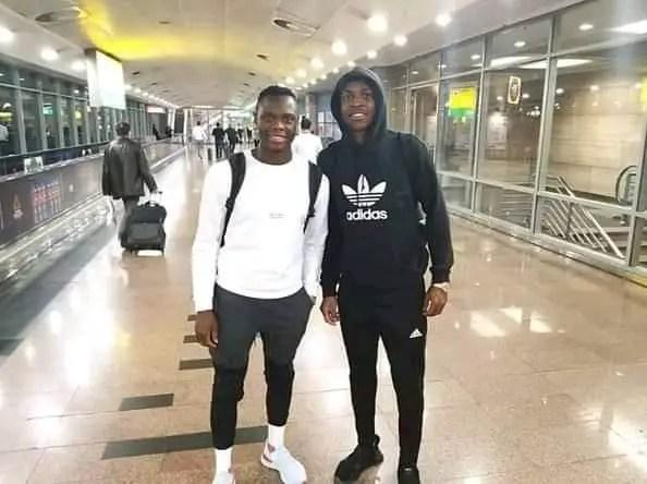 U-23 AFCON: Zambia Get Daka, Nwepu Boost Ahead Olympic Eagles  Clash