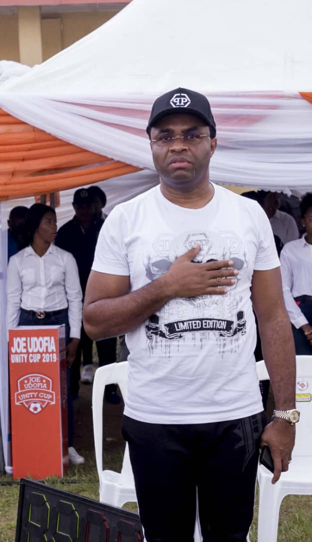 Nigerian Clubs Need More Private Sector Investments   –Vandrezzer Energy Boss Udofia