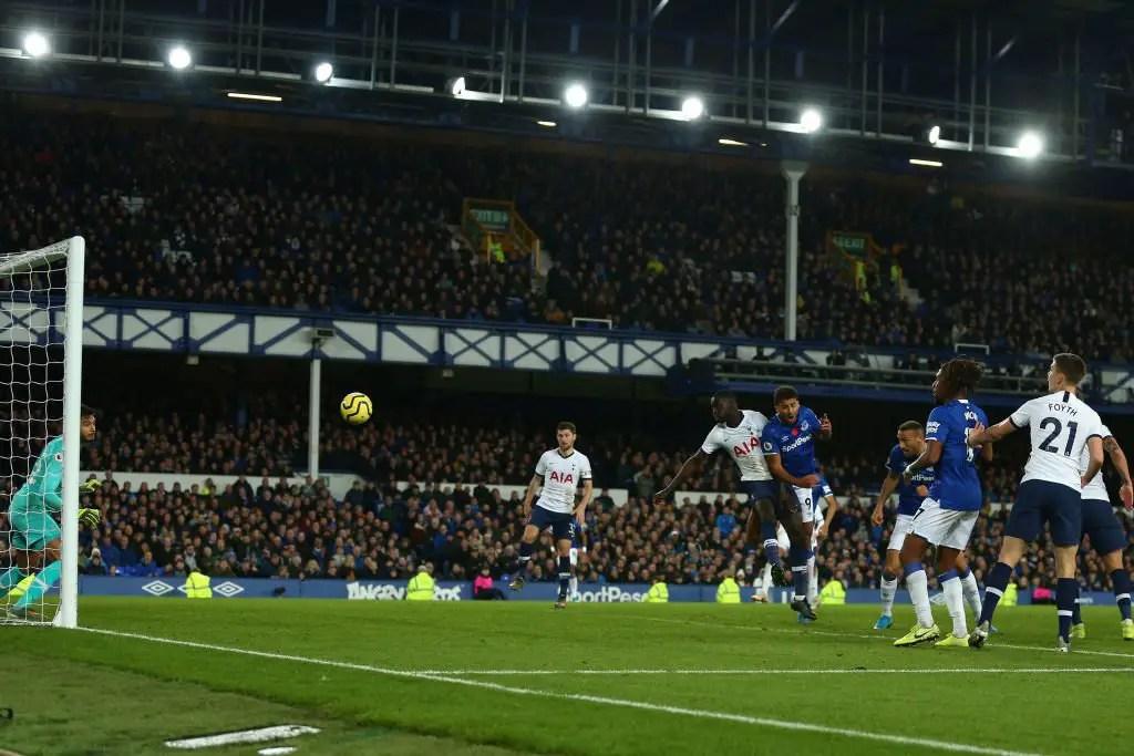 EPL : Iwobi Struggles As Everton, Tottenham Share The Spoils At Goodison Park