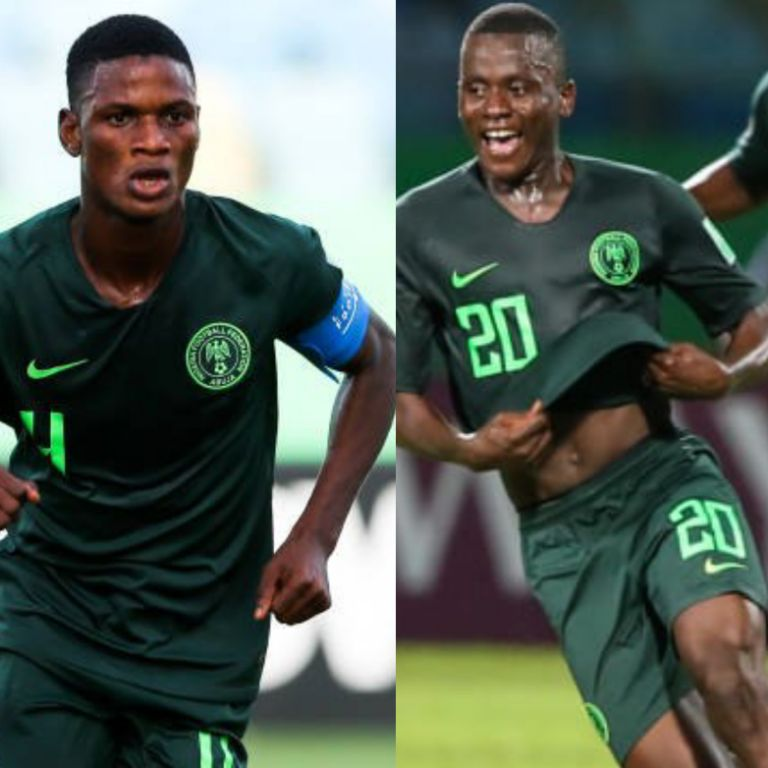 Tijani, Said Bare 'Never Say Die Spirit' Ahead Nigeria – Netherlands Clash