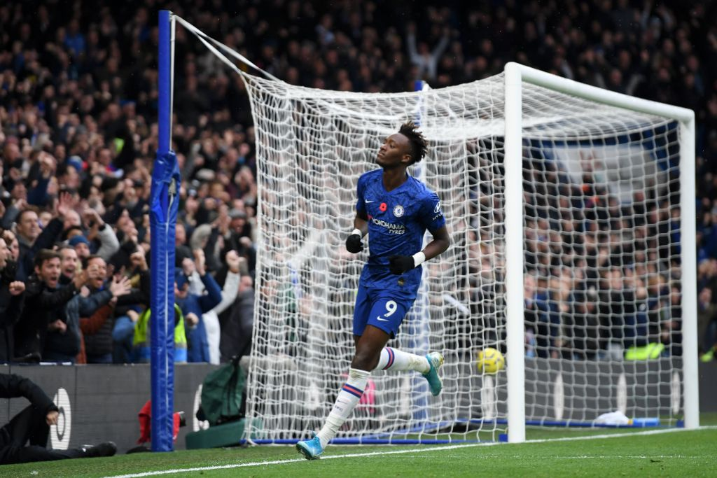 Abraham Nets 10th EPL Goal, Pulisic on Target Too As Chelsea Pip Palace 2-0