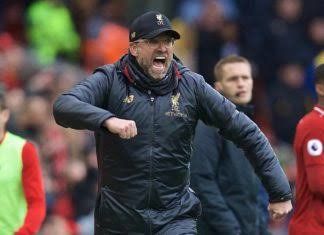 Klopp Thrilled With Impressive Liverpool Comeback In Top-Four Race