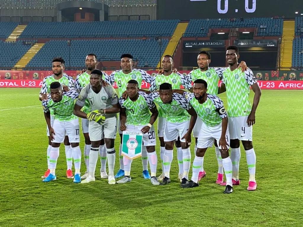 U-23 AFCON: Olympic Eagles Seek Semi-Final Ticket Against South Africa