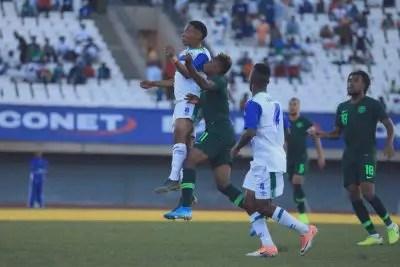 super-eagles-victor-osimhen-alex-iwobi-samuel-chukwueze-the-crocodiles-lesotho-afcon-2021-qualifiers