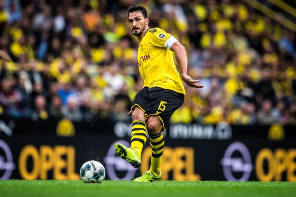 Hummels Radiant As Dortmund Look to Bounce Back From Der Klassiker Setback At Bayern