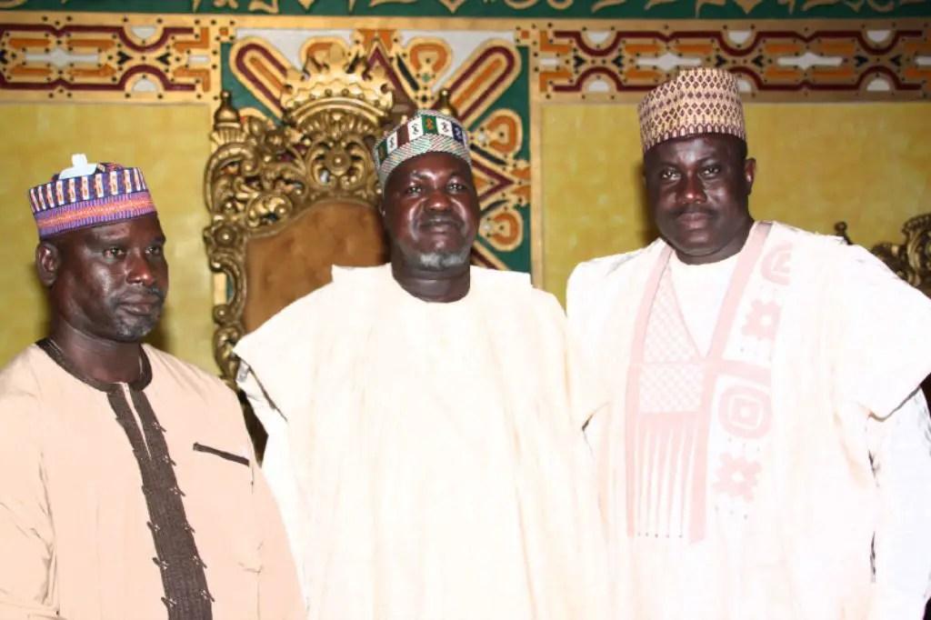 Emir of Bade Suleiman II Backs SWAN's Sports Development Drive
