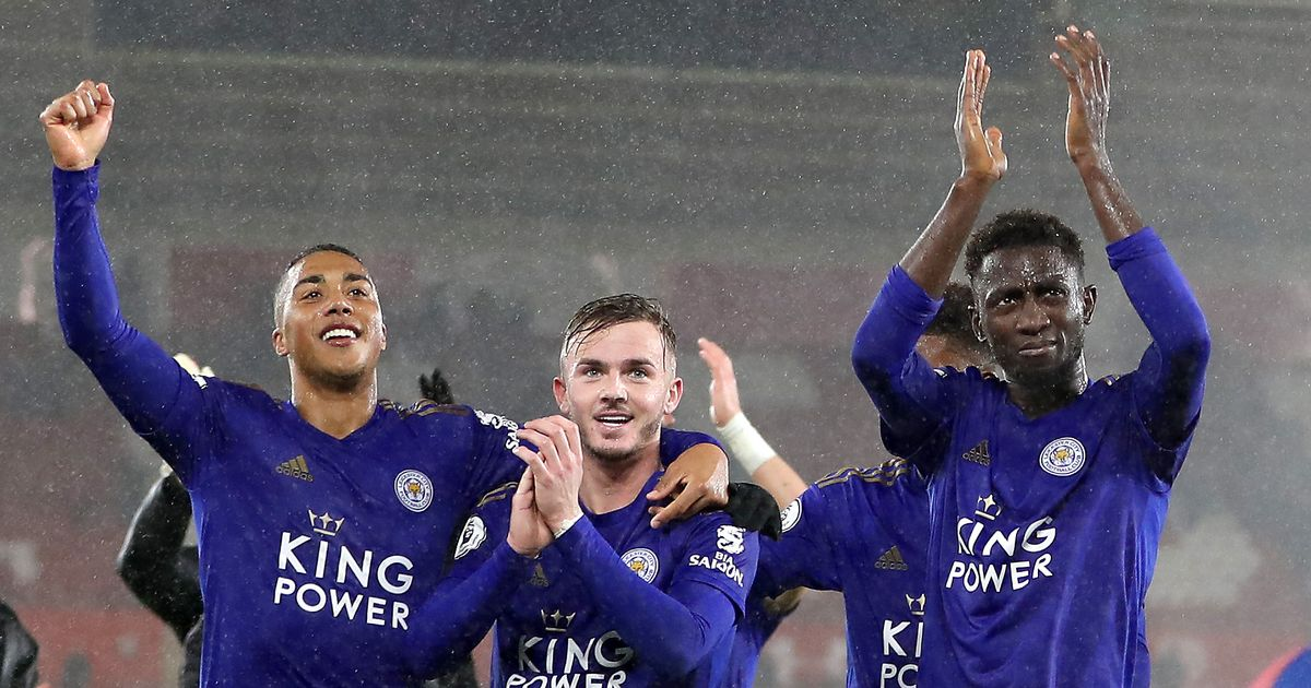 Maddison: Ndidi Is The  Best Ball Winning Midfielder In The Premier League