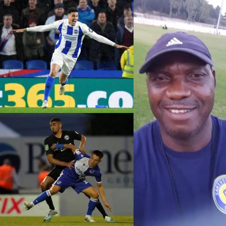 Eguavoen Urges Balogun to Quit Brighton, Revive Football Career Elsewhere