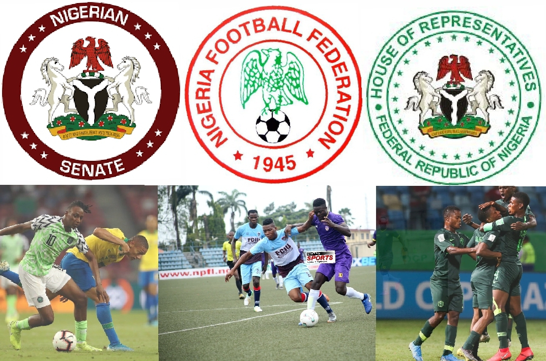 Highlights of The Proposed Bill For Establishment of Nigeria Football Federation, Other Connected Matters Therewith, 2019