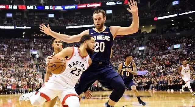 Raptors And Fred VanVleet Will Host Knicks  At Scotiabank Arena