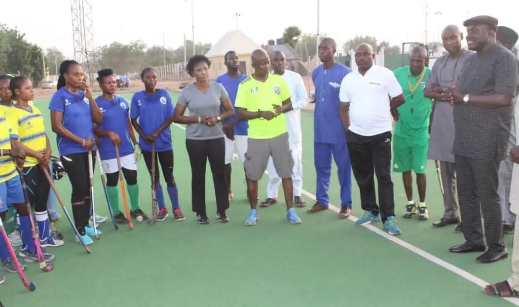 SWAN President Sirawoo to Yobe Athletes: 'See Sports Beyond Recreation'