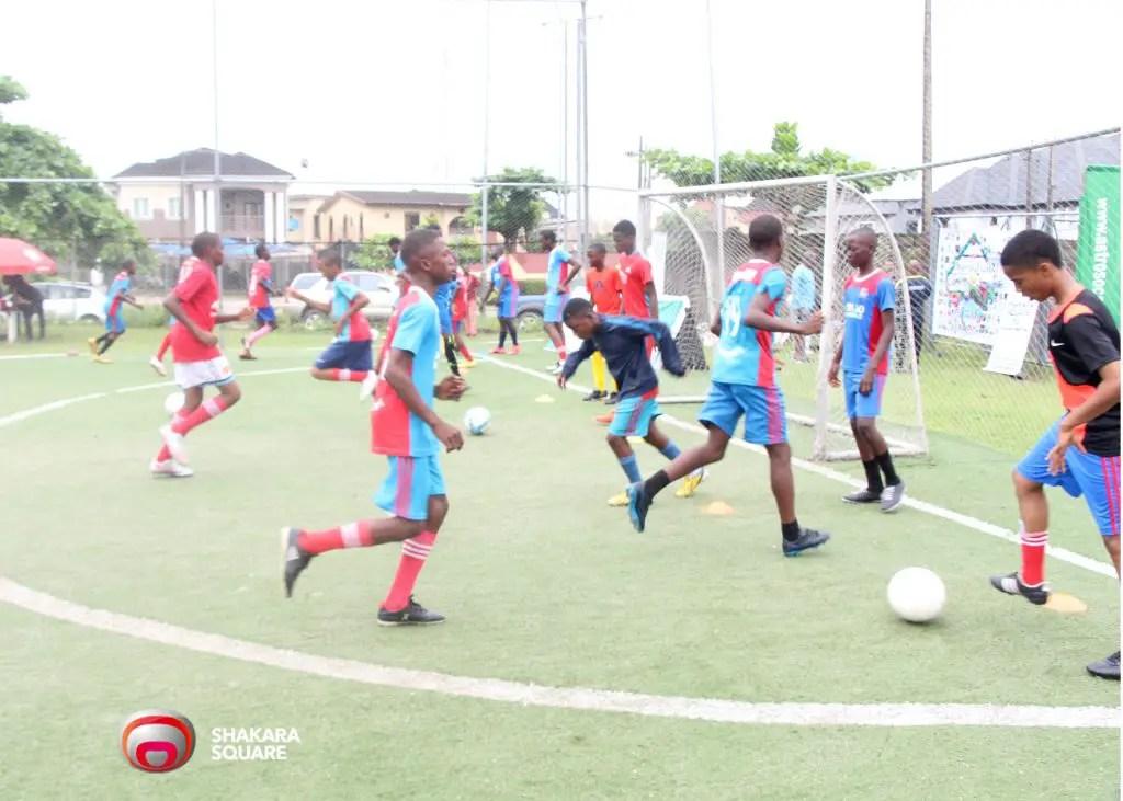 Paddysco Sports Academy Marks 2019 Sports Fiesta And Awards