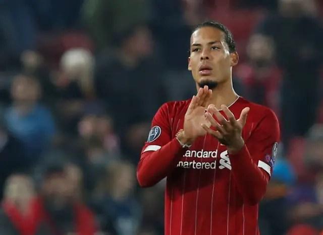 Would The Loss Of Van Dijk Derail Liverpool's Title Hopes?