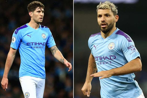 Aguero, Stones Too Miss Man city Game Against Arsenal –