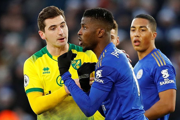 Rodgers Explains Iheanacho's Unsportsmanlike Action In Leicester – Norwich Draw