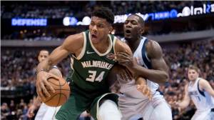 Bucks And Giannis Antetokounmpo Will Host Mavs At Fiserv Forum