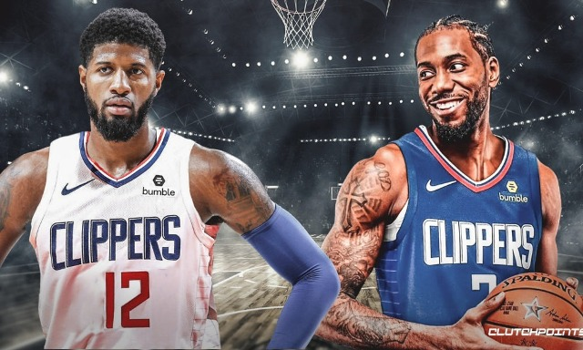 Clippers And Paul George Will Host Suns At STAPLES Center
