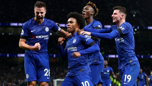 Lampard Confirms Chelsea, Willian Talks Over New Contract