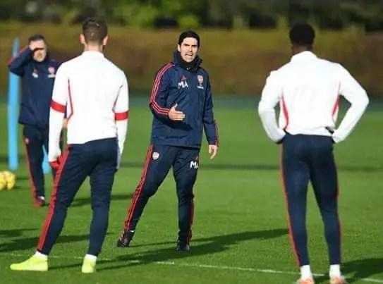 Arteta: Ljunberg Will Stay At Arsenal