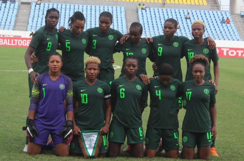 Super Falcons Move Up In Latest FIFA World Ranking