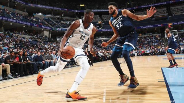 Grizzlies And Jaren Jackson Jr. Will Host Heat At FedEx Forum