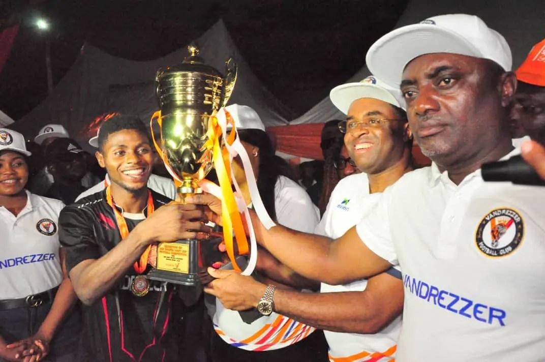 Monarch Bags N500,000 Cash Reward  For Honesty As 4th Joe Udofia Unity Cup Ends