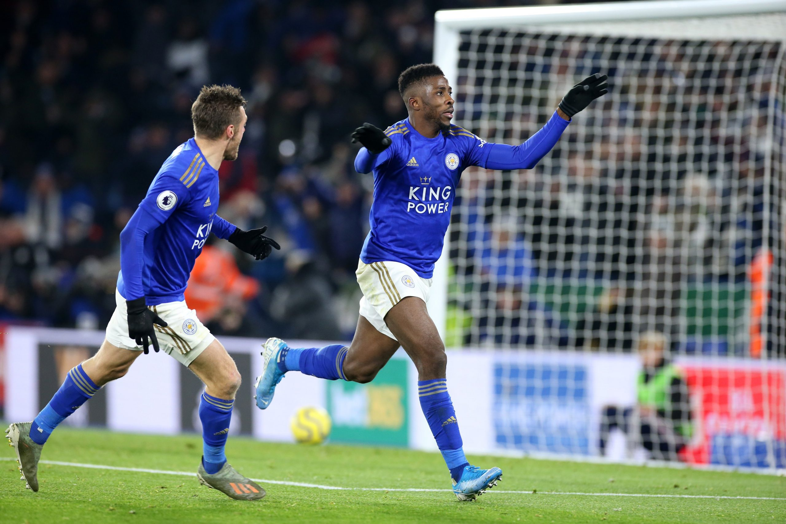 Iheanacho Happy At Leicester City  Despite Lack Of Playing Time