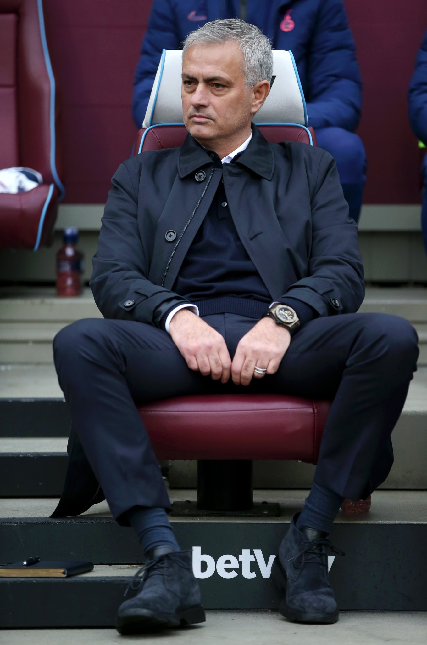Mourinho: I'm No Manchester United Enemy