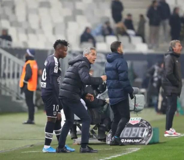 Kalu On Hertha Berlin, Real Betis Radar Ahead January Transfer Window