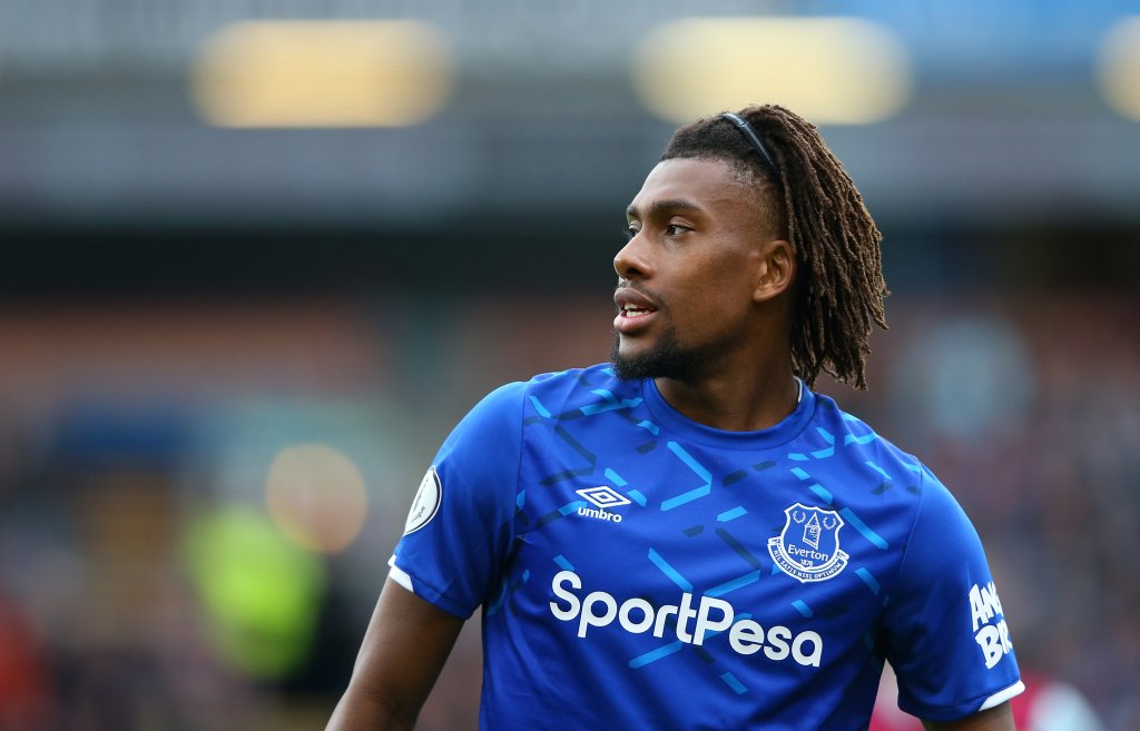 """Iwobi: Everton """"Highly Motivated"""" For Liverpool Clash"""